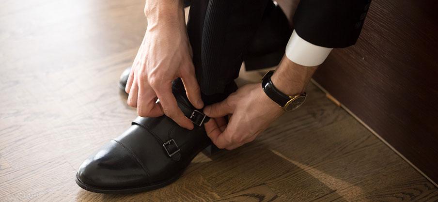 Välj rätt storlek på dina skor från Ecco