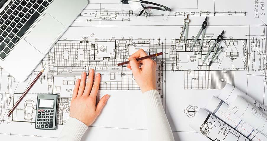 Bygglovsritningar - vad ska finnas med?